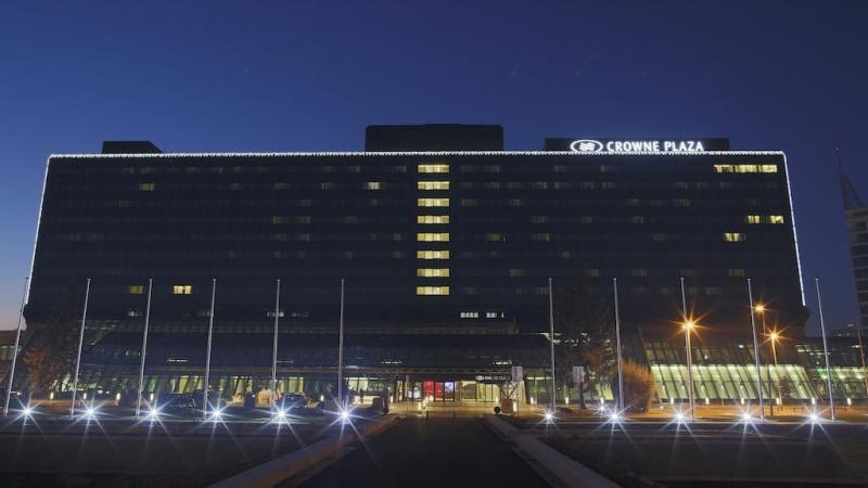 Hotel Crowne Plaza Belgrade 4*