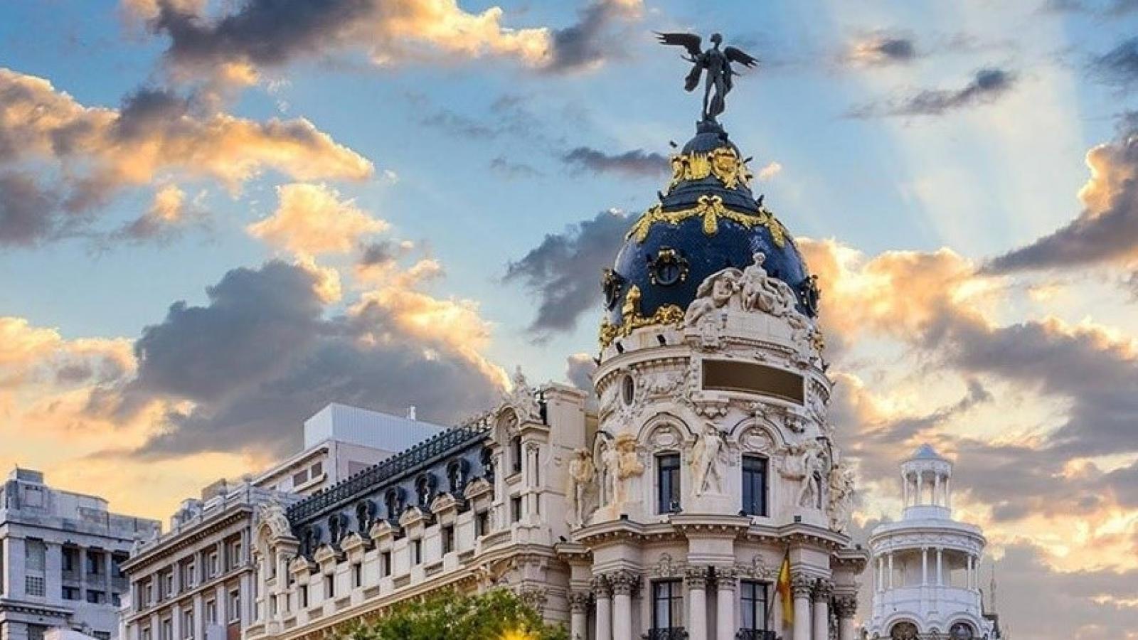 Шопинг в Мадрид