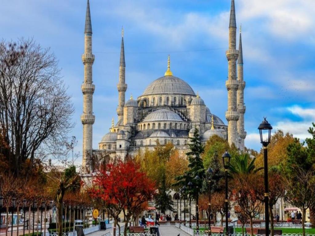 Истанбул - Празника на лалето