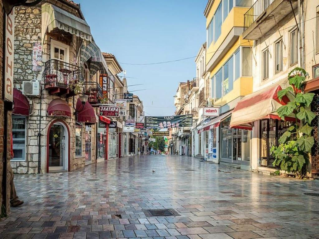 Охрид и Каньона Матка