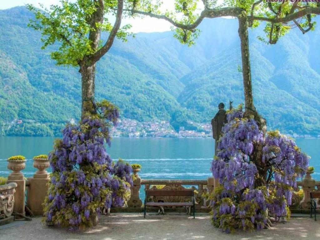 Милано и езерата на Италия