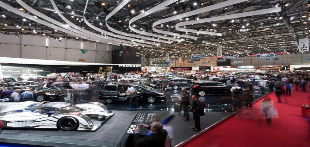 Автосалон Женева 2019
