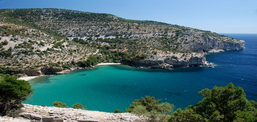 Тасос - зеленият рай на Гърция