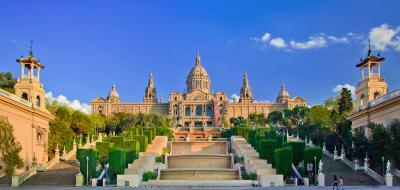 Хотел в района на Барселона 3*