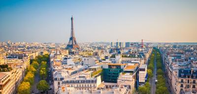 Париж Mon Amour 2019