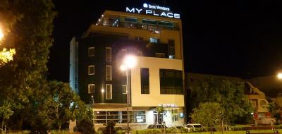 My place Hotel 4*