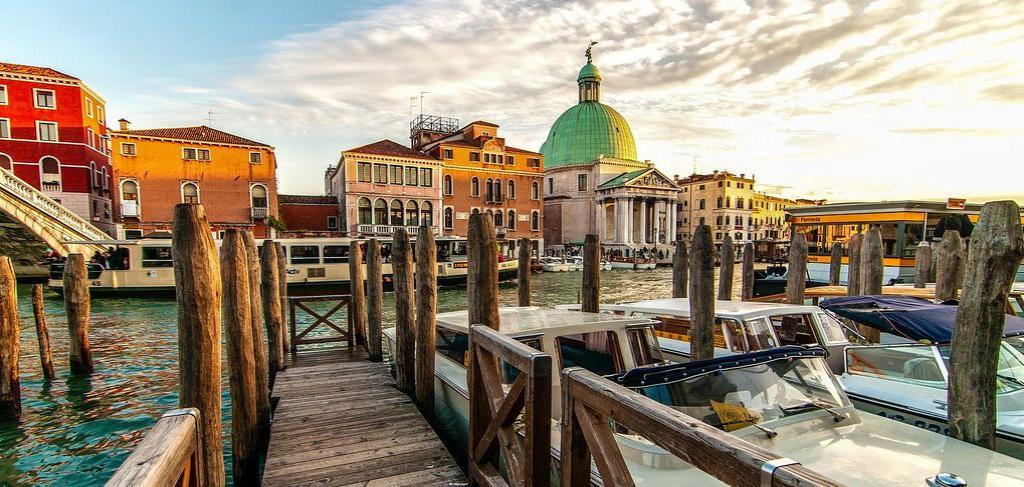 Bella Italia - Флоренция, Пиза и Венеция
