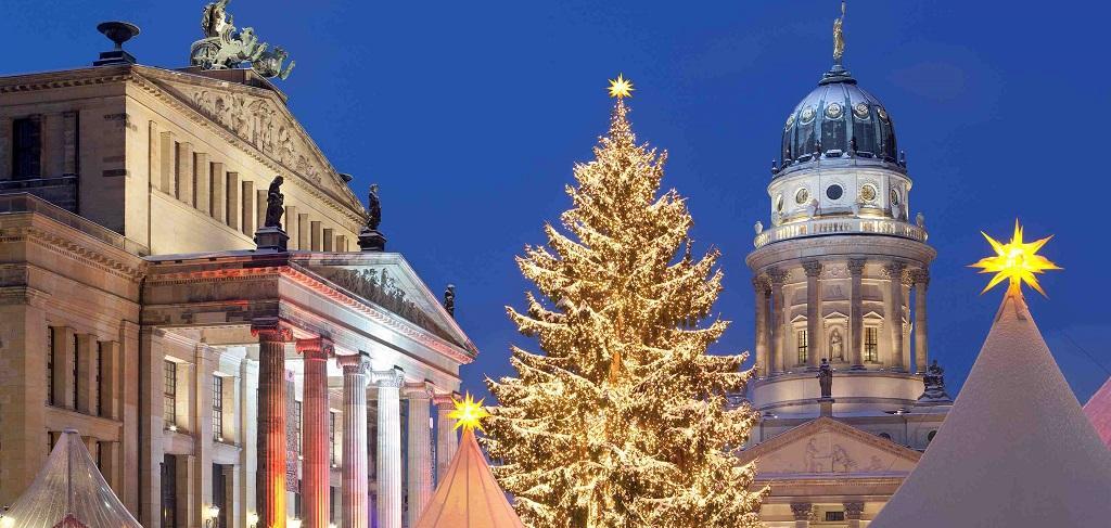 Берлин - Коледни базари