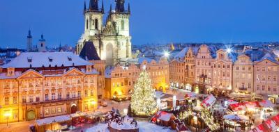 Коледна феерия - Залцбург - Мюнхен - Нюрнберг - Прага