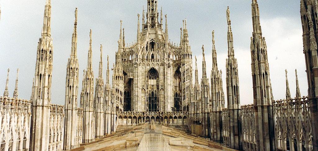 Шопинг в Милано!