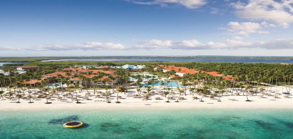 Dreams Palm Beach, ПУНТА КАНА, ДОМИНИКАНСКА РЕПУБЛИКА