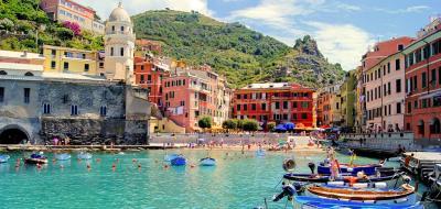 Лято в Тоскана и Чинкуе терре