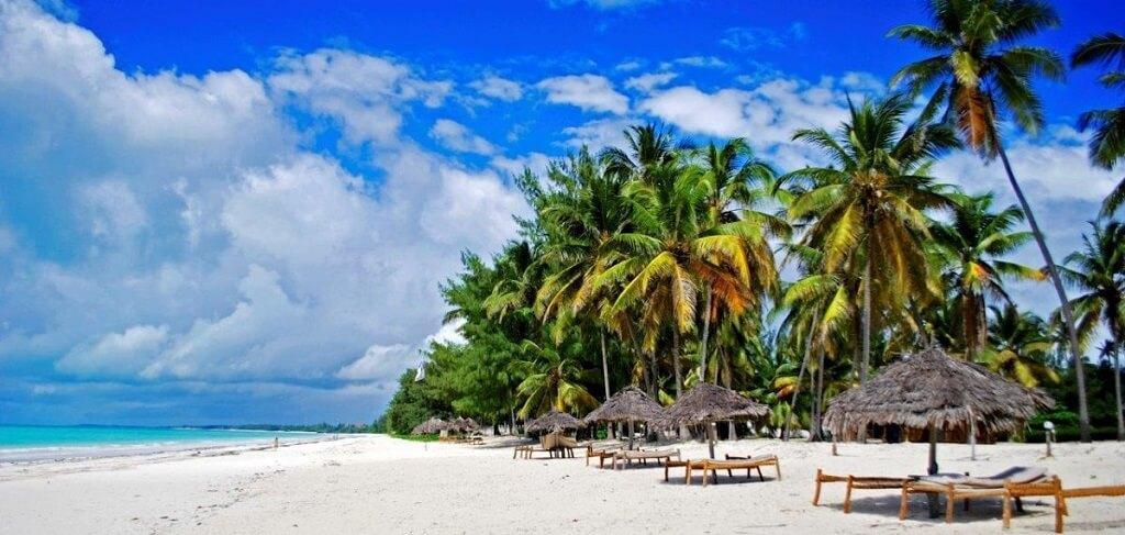 Танзания - Остров Занзибар