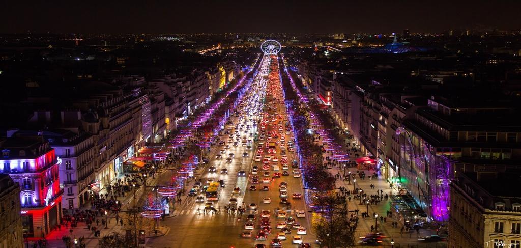 Самолетна екскурзия до Париж - 4 нощувки