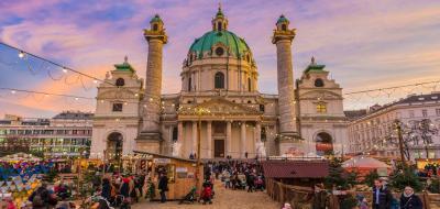 Предколедна Будапеща, Виена и Сегед!