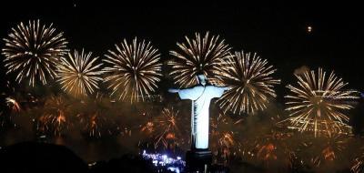 Нова Година 2018 в Рио Де Жанейро!