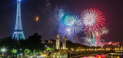 Нова година 2018 в Париж със самолет! Индивидуална програма!