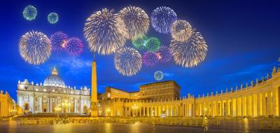 Нова година 2018 в Рим със самолет! Индивидуална програма!