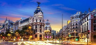 Хотел в района на Мадрид 3*