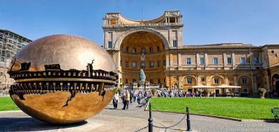 Хотел в района на Рим 2+