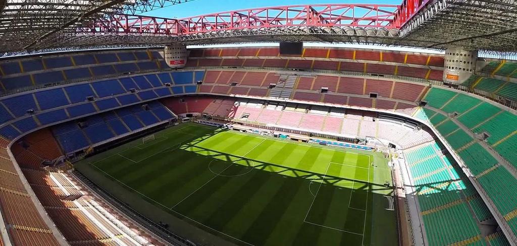 Екскурзия до Милано за мача Милан - Лудогорец на Сан Сиро