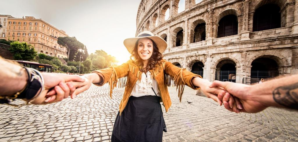 Рим - Вечният град!
