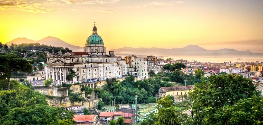 Рим и Неапол - Приказка в Южна Италия