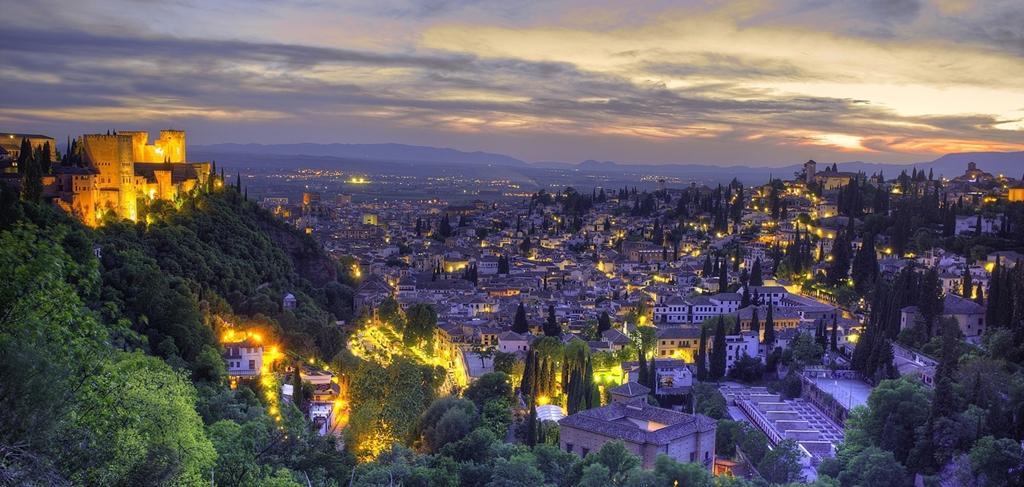 Южна Испания и Мароко