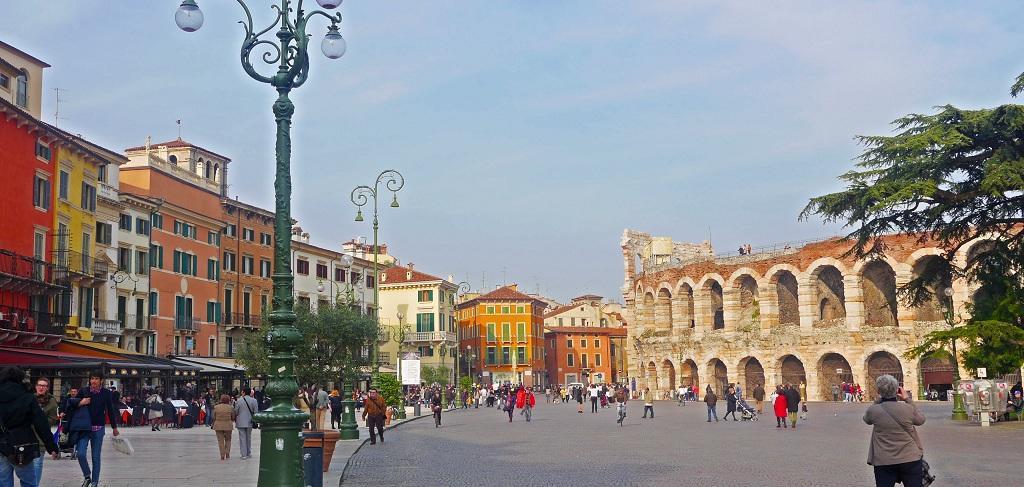 Верона и Венеция