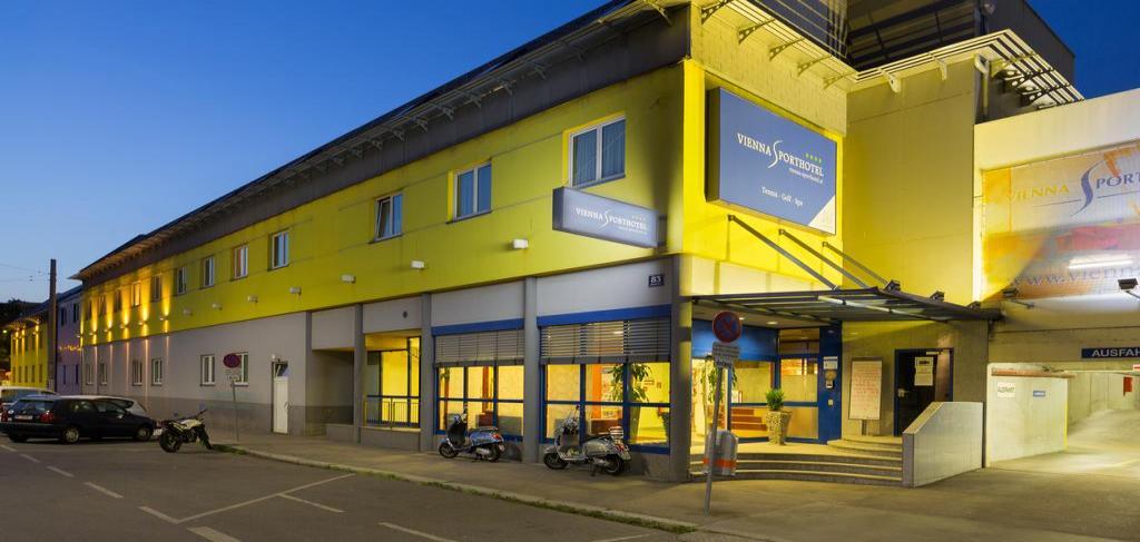 Vienna Sporthotel 4*, ВИЕНА, АВСТРИЯ