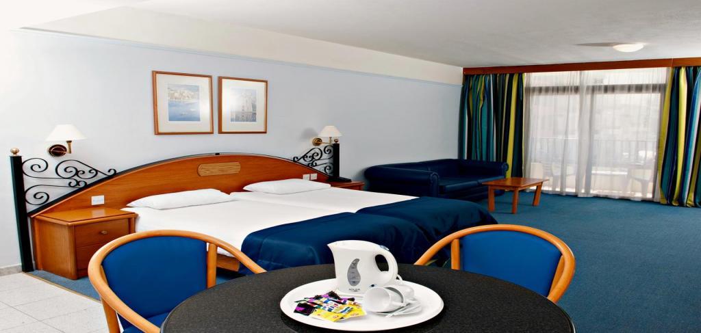 Santana  Hotel  4*, СЕЙНТ ПОУЛ БЕЙ, МАЛТА