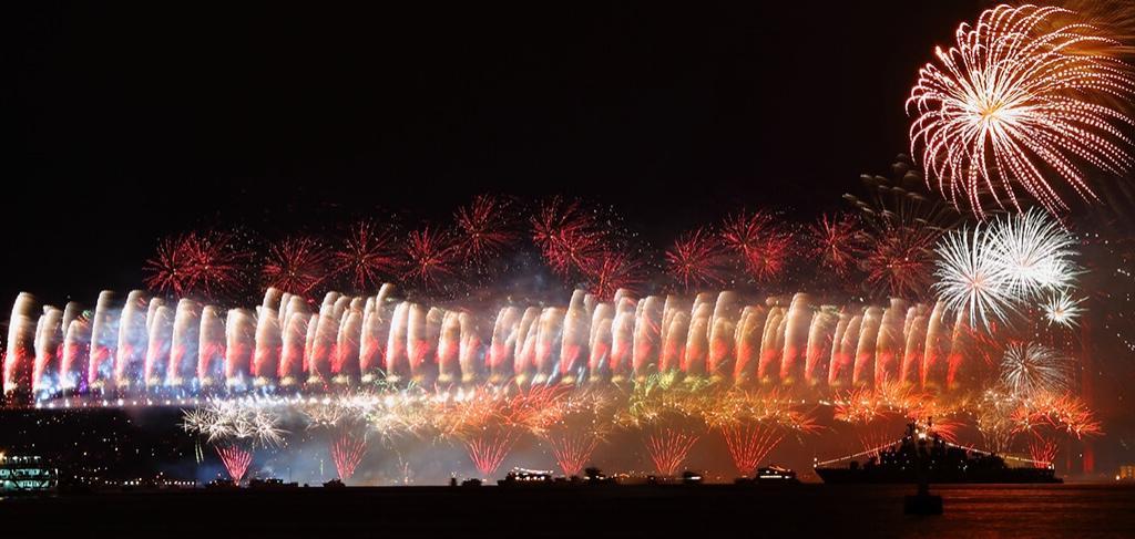 Нова Година 2019 в Истанбул