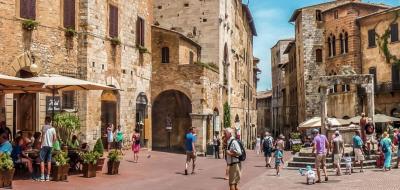Италиански съкровища - Флоренция, Пиза, Венеция