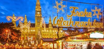 Виена - Коледни базари