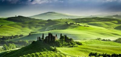 Oчарованието на  Тоскана!