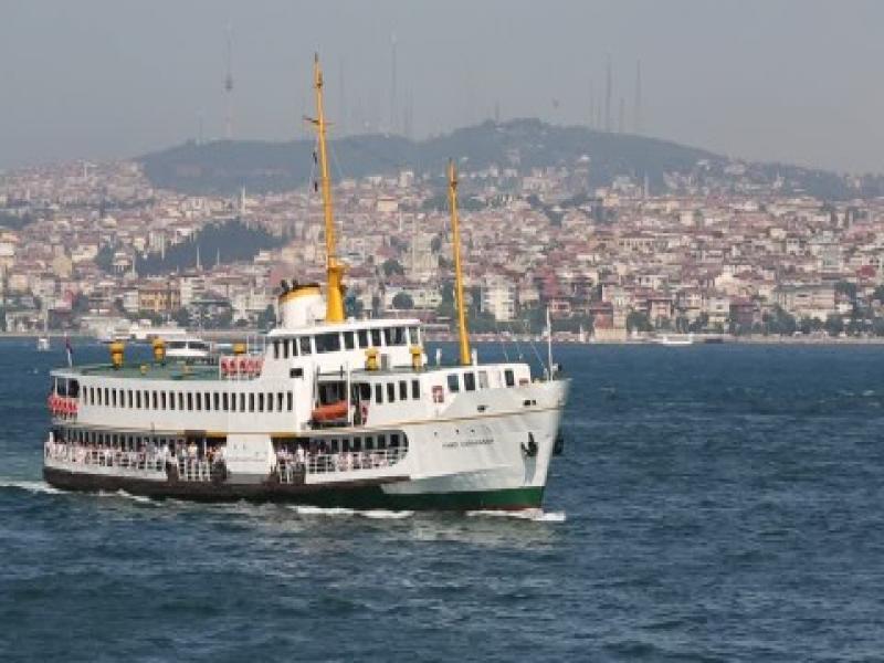 Разходка с корабче по Босфора