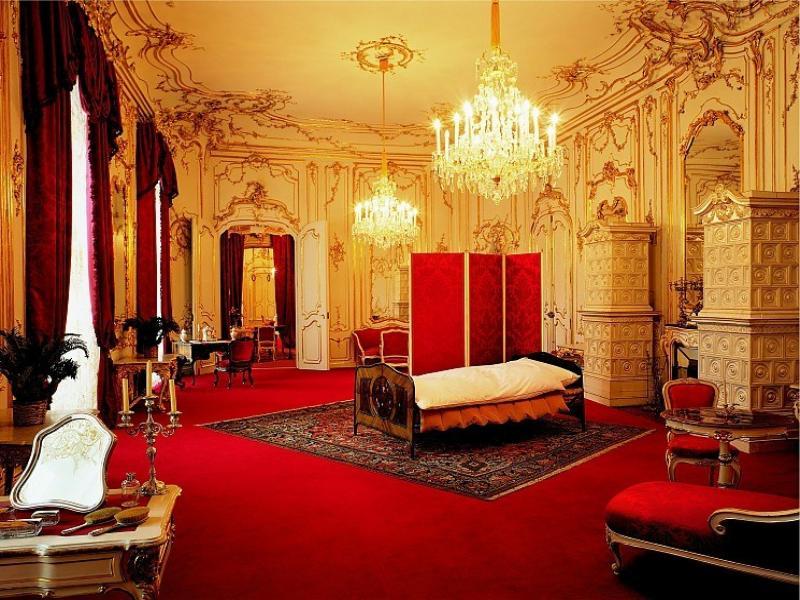Посещение на Императорските апартаменти и музея на Сиси в Хофбург