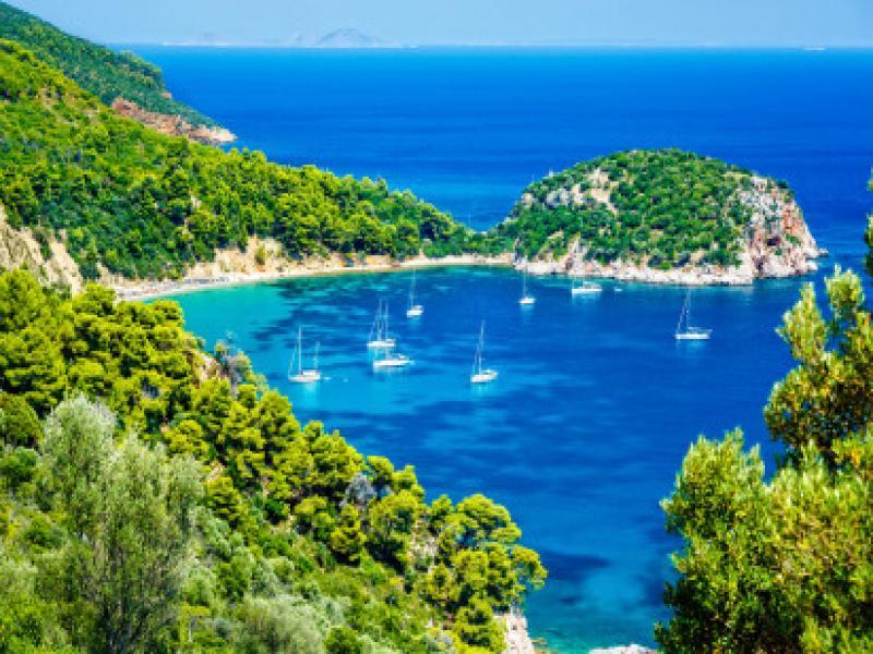 Круиз  до островите Скопелос и Алонисос
