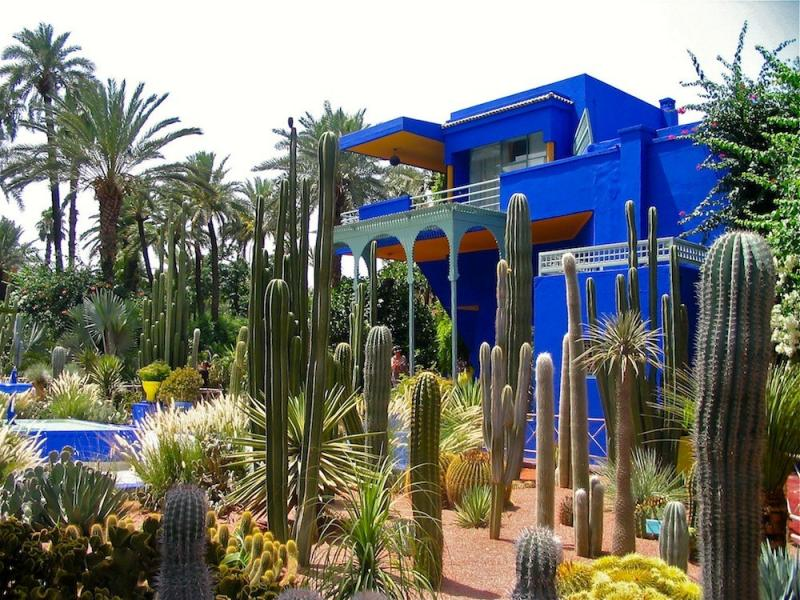 Градините на Мажорел