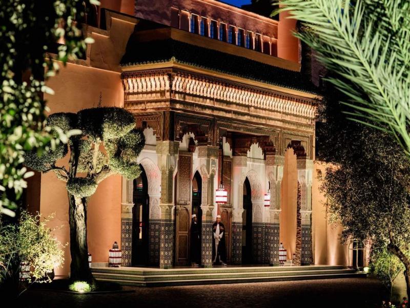 Посещение на хотел Ла Мамуния