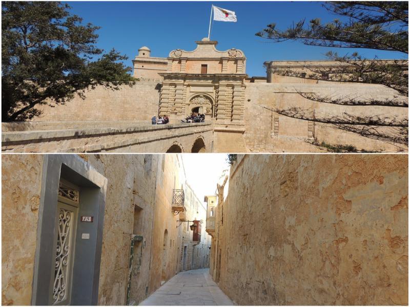 ТРИТЕ ГРАДА - Малтийския юг