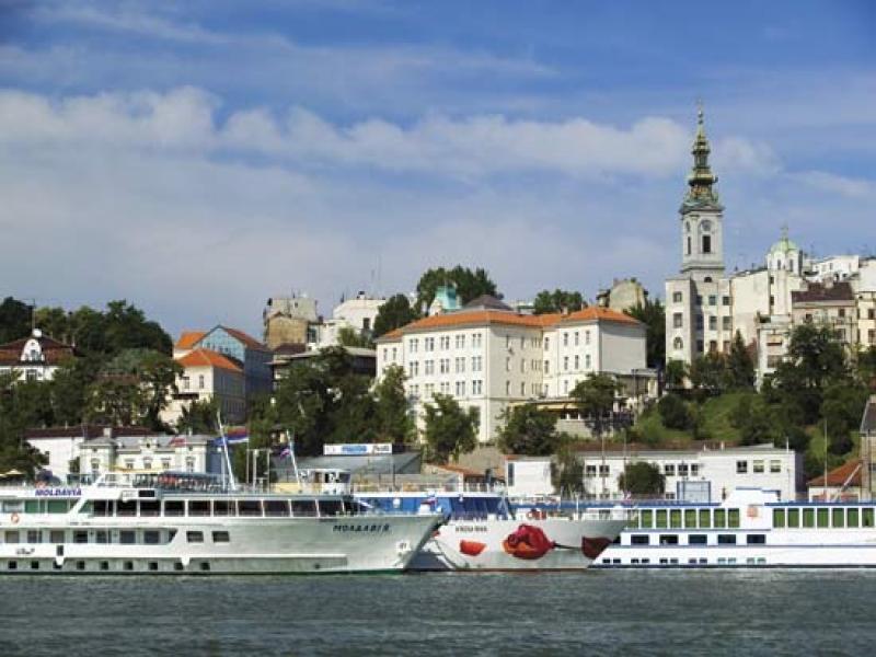 Разходка с кораб по Сава и Дунав