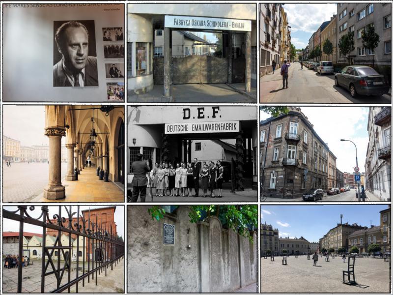 Екскурзия до Музеят на Шиндлер и Аушвиц