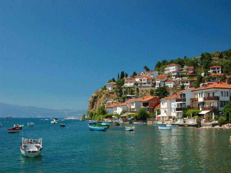 екскурзия по Охрид