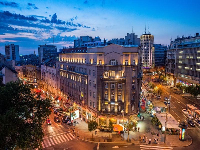 Автобусна - пешеходна екскурзия на Белград
