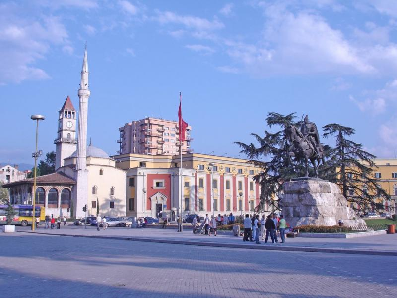Екскурзия до Тирана, Круя и Дурас