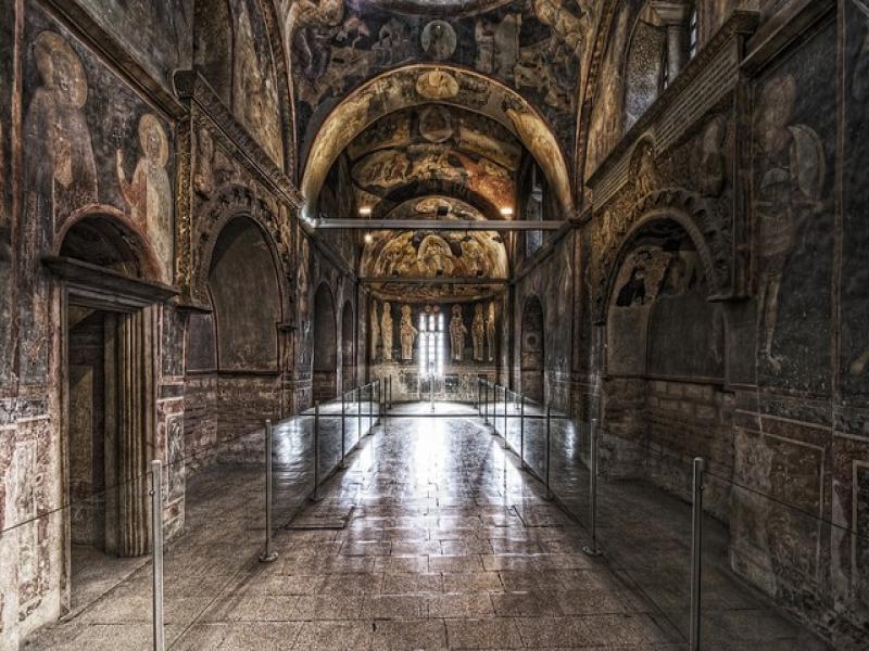 Шедьоврите на Византийската и Османско архитектура