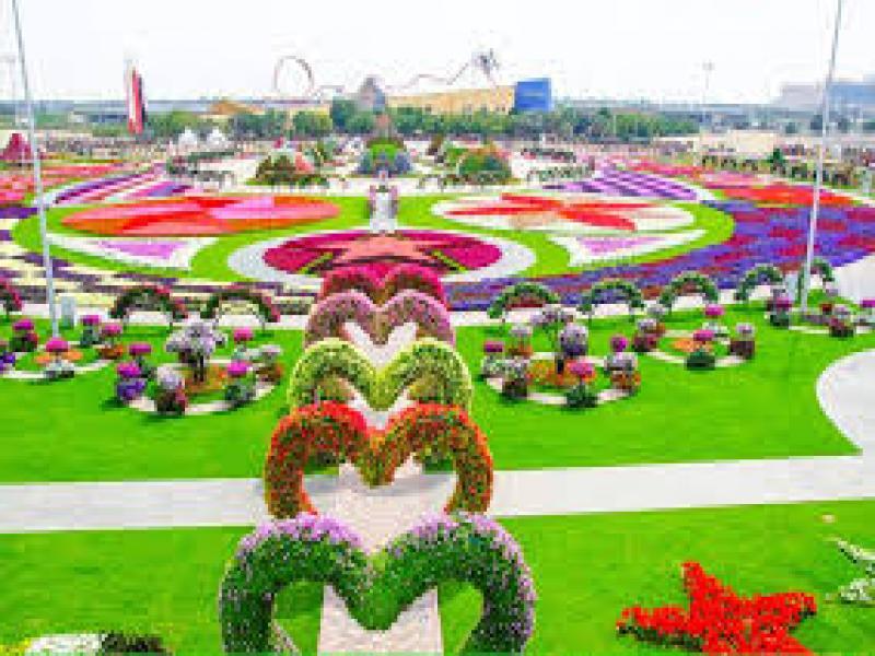 Градините на Дубай