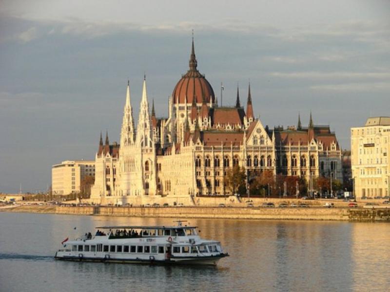 Разходка с кораб по Дунав