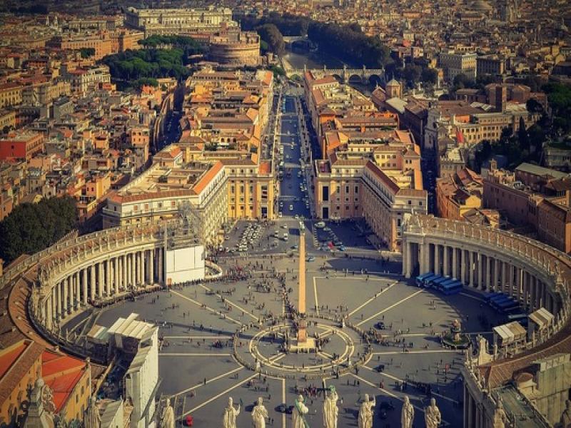 Посещение на Ватикана